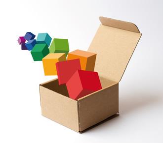 Newcom, Perugia, Packaging, confezione funzionale